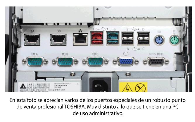 punto de venta tec electronica mexico 001