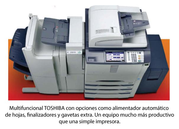 multifuncionales toshiba tec electronica mexico 002