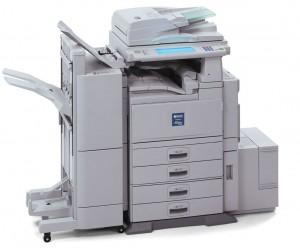 Fotocopiadora tec-mex