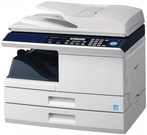 Fotocopiadora tec