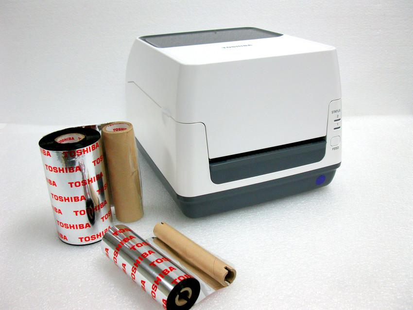 Flexibilidad en la impresión de etiquetas y tickets: B-FV4T de toshiba