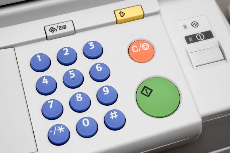 Recomendaciones para el uso seguro de equipos de fotocopiado
