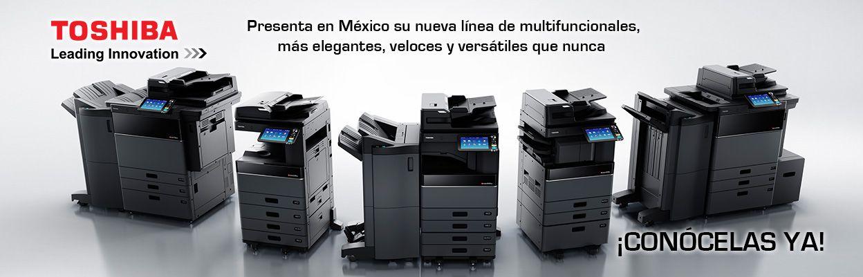 venta de copiadoras en Ciudad de Mexico