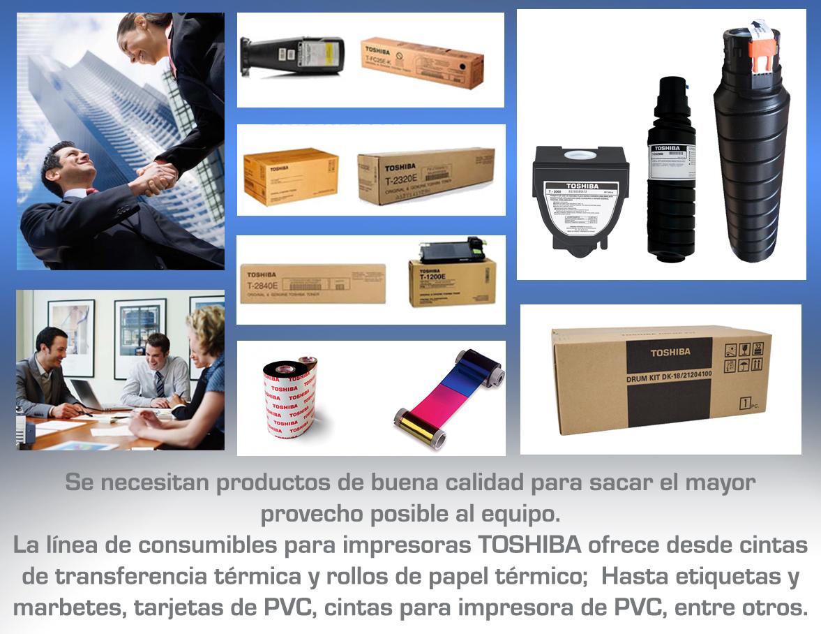 Consumibles para impresoras: productos indispensables para el distribuidor