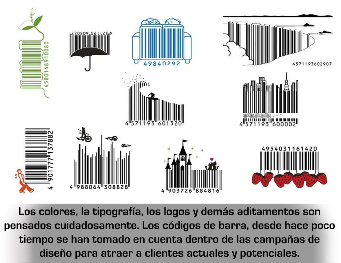 Radiografía al código de barras
