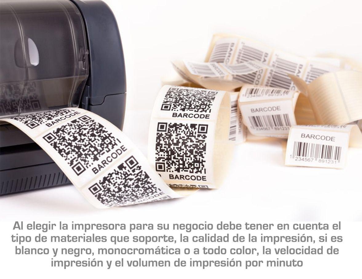 Tipos de materiales para etiquetas