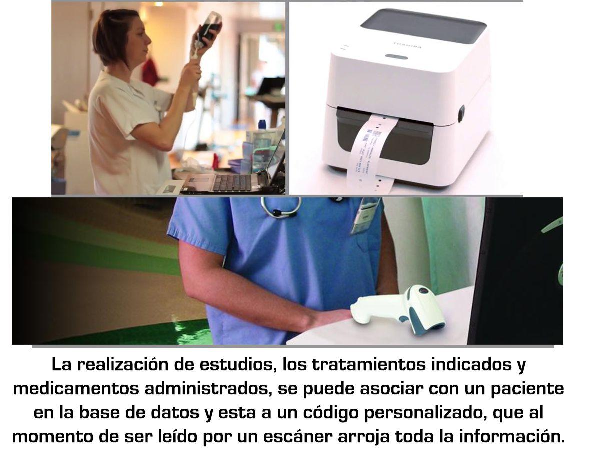 Uso de código de barras en la Ciudad de México para identificación de muestras médicas