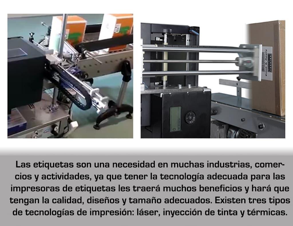 ¿Cómo seleccionar la impresora de etiquetas correcta?