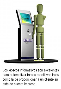 kioscos informativos