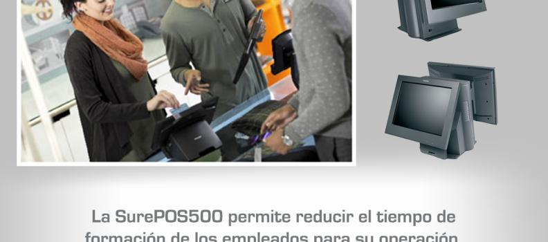 PUNTO DE VENTA TOSHIBA SUREPOS500