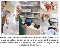 Por qué los sistemas basados en código de barras para la administración de medicamentos en hospitales y clínicas son una excelente opción