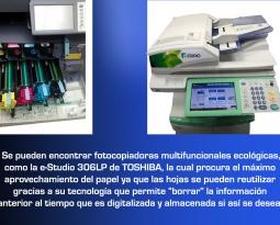 Consideraciones para equipos de impresión