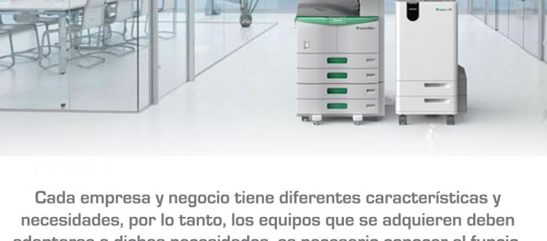 ¿Cómo obtener fotocopiadoras ideales para uso empresarial?