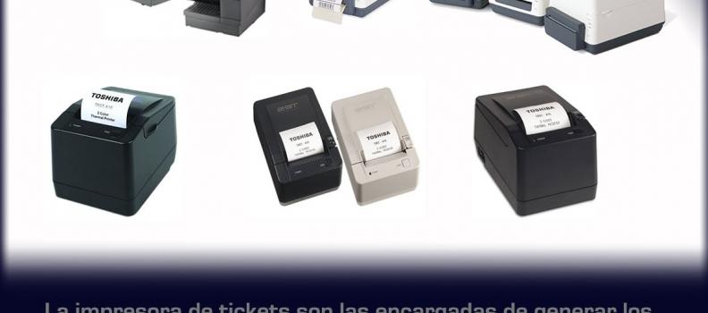 La impresora de tickets y su utilidad en los negocios y en la vida cotidiana