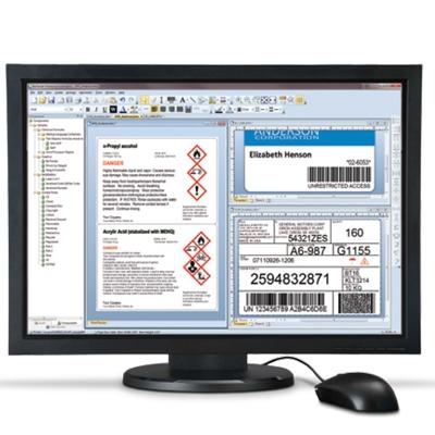 Software Para Código de Barras BarTender